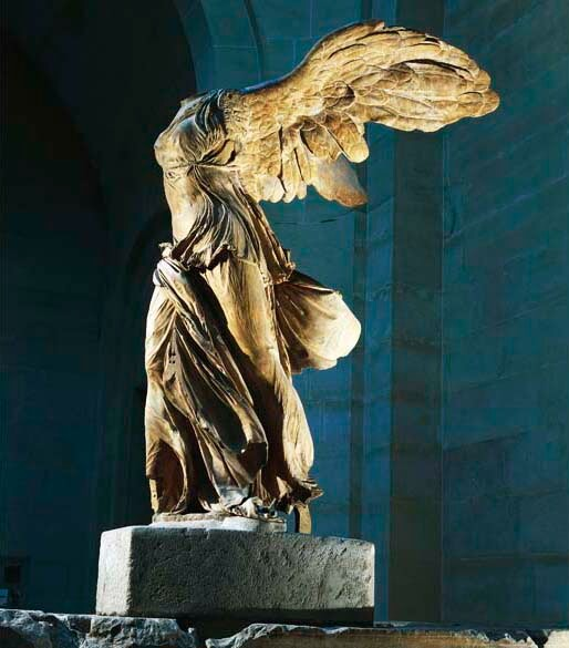 Estátua Victoria de Samotrácia