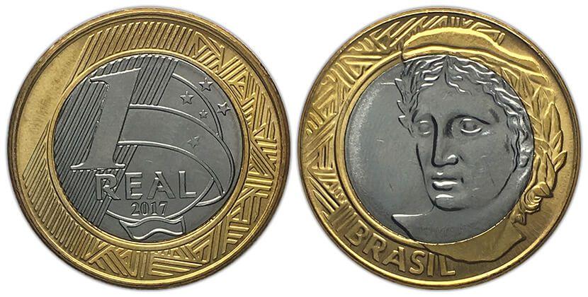 Quanto valem as moedas das olimpíadas?