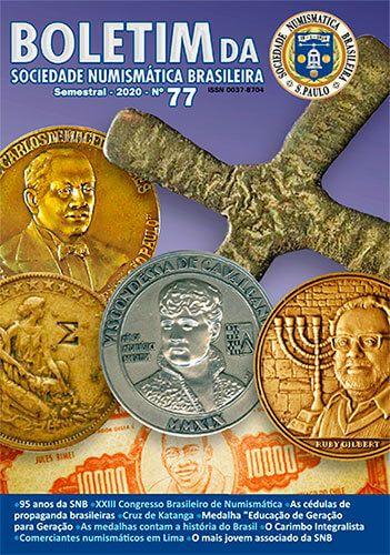 Boletim 77 da Sociedade Numismática Brasileira