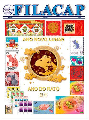 Informativo FILACAP nº 200: clique na capa para fazer download